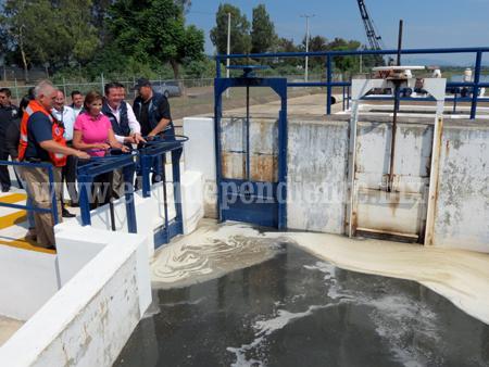 Garantizan cero inundaciones en La Libertad, Valencia y La Pradera