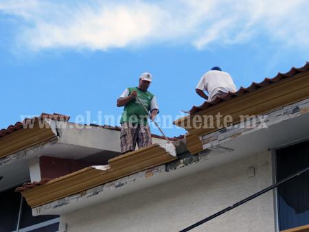 Accidentes laborales en la región, por encima de la media nacional: IMSS