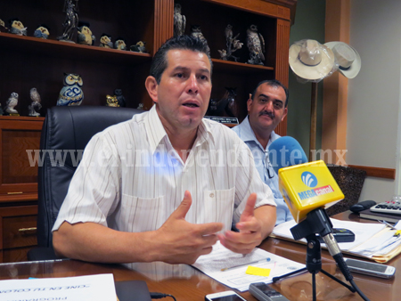 """""""Ante la situación el estado, apostamos nuestras  gestiones en el gobierno federal"""": MAD"""