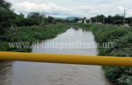 Está por concluir limpieza de drenes y canales en Zamora
