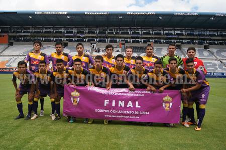 Real Zamora se quedó con el Sub Campeonato de la Tercera División.