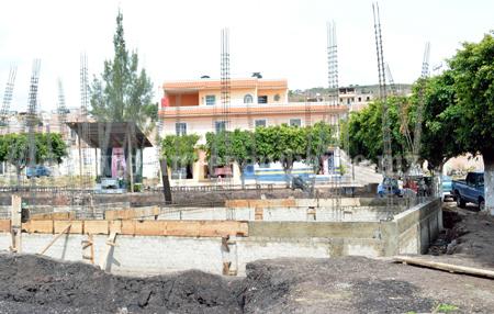 Colonos de San Onofre tendrán Centro de Artes Plásticas y el CEDEPORT