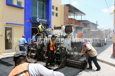 Concluido proyecto de rehabilitación Juárez-Nacional en Venustiano Carranza