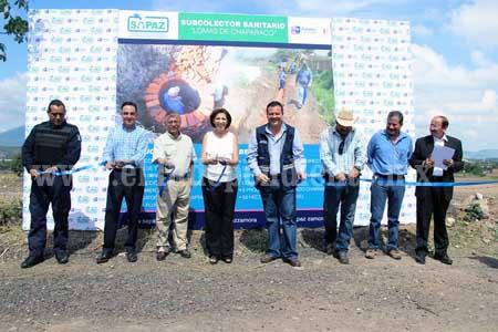 Inauguraron obra de modernización de la carretera Los Reyes-La Higuerita