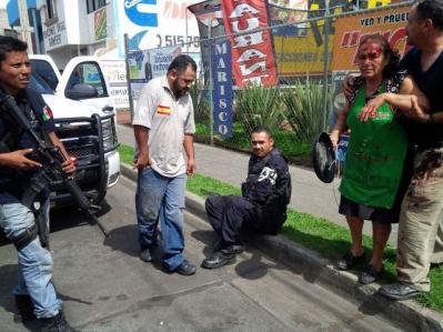 Balacera en Zamora al menos un muerto y tres heridos