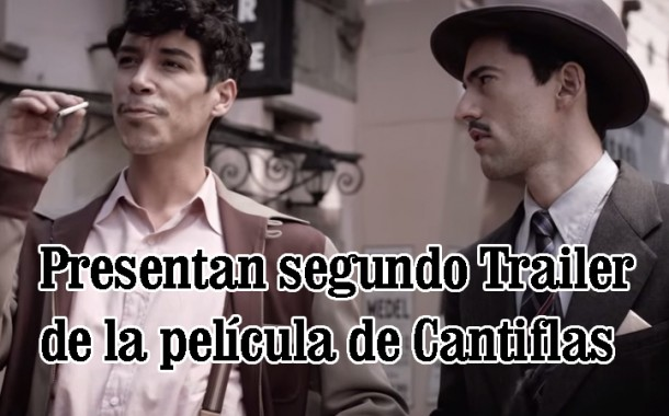 Cantinflas Official Mexico Trailer 2 (2014)