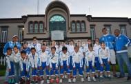La  academia de futbol Tigres Sahuayo participa en la copa Tigres en Monterrey