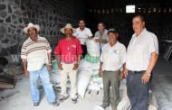 Venustiano Carranza reafirma compromiso con el sector agrícola