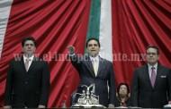 Silvano Aureoles, nuevo Presidente de la Mesa Directiva de la Cámara de Diputados