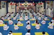 Realizaron más de 200 evaluaciones de Grados Kups para Moo Duk Kwan