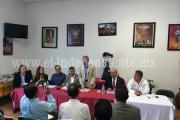 Refrendan migrantes a Salvador Jara compromiso por contribuir al desarrollo de Michoacán