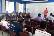 Se realizó el quinto modulo en el Seminario de Entrenadores de Futbol