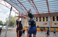 Buen partido ofrecieron Tarascos y UNIVER en la jornada de la Liga Zamorana de Voleibol