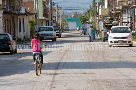 Abierta a la circulación la calle Buenos Aires, en Sahuayo