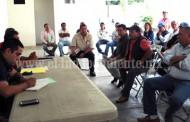 Entregan cartas compromiso por más de 4.5 millones de pesos en Los Reyes
