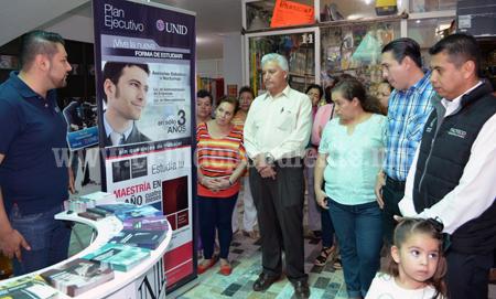 Exitosa la feria de regreso a clases 2014 – 2015 en Sahuayo