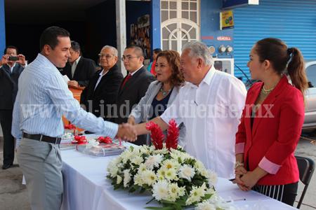 Venustiano Carranza arrancó ciclo escolar 2014-2015