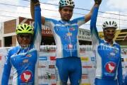 """Iniciaron las pruebas de la carrera Ciclista en honor de """"Carlos Alberto Méndez""""."""