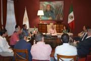 Se fortalecerán las políticas de apoyo al campo en los 113 municipios: Salvador Jara