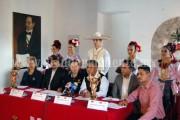 Reunirá más de 10 mil personas el décimo primer festival nacional folklórico
