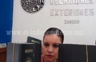 Poco frecuente el trámite por extravío de pasaporte: SRE