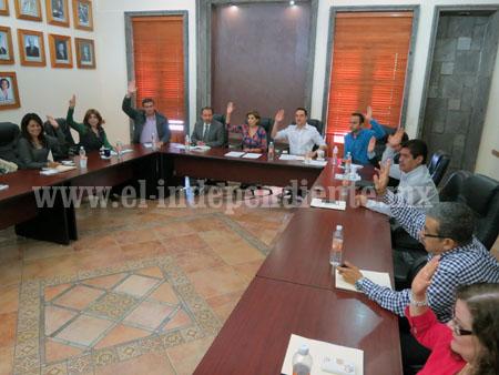 Autoriza cabildo convenio con Secretaría de Finanzas para aterrizar 18 mdp