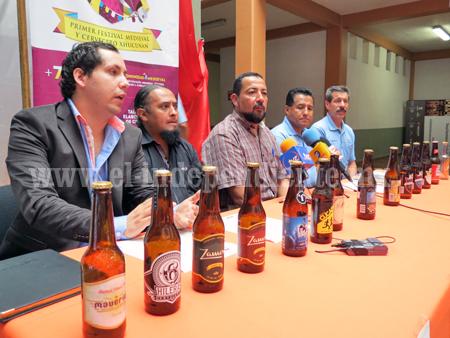 En puerta el primer Festival Regional Medieval y Cervecero Xhucunan
