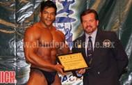 Jorge Luis Guerrero Gallegos Mr. México 2014.