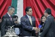 Será el michoacano Silvano Aureoles quien reciba el segundo informe presidencial