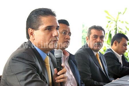 Garantiza Silvano unidad en el PRD antes, durante y después del proceso interno