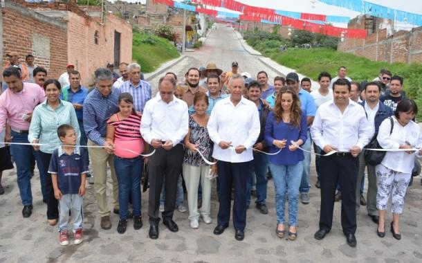 El subsecretario de SEDATU realiza gira de trabajo en Sahuayo