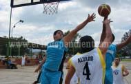 Sufrió el equipo de Jacona pero ganó en la Liga Zamorana de Basquetbol