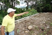 SAPAD entregó obra en el cárcamo de la planta tratadora