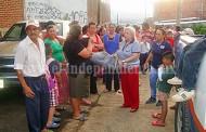 DIF Los Reyes entregó cobijas y despensas