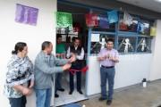 Toño Salas inauguró obras en San José de Gracia