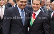Resaltó Silvano Aureoles buena relación entre el Poder Ejecutivo y el Legislativo