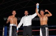 Boxeadores locales triunfaron en la cartelera Guadalajara vs Zamora
