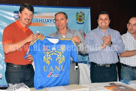 Busca Tigres-Sahuayo la liga premier