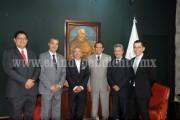 Coadyuvará gobierno estatal con organismos electorales para fortalecer cultura democrática: Salvador Jara
