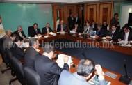 Salvador Jara gestiona recursos adicionales para el estado y la UMSNH ante Congreso de la Unión