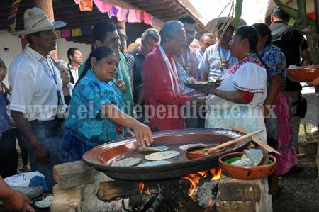 La gran riqueza de Michoacán es su diversidad y debemos mantenerla: Jara Guerrero