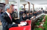 Respeto a la ley y diálogo, para anteponer a Michoacán como única prioridad: SJG