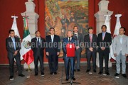 Promover e impulsar la cooperación internacional, meta de la comisión México-Asia Pacífico de la Conago