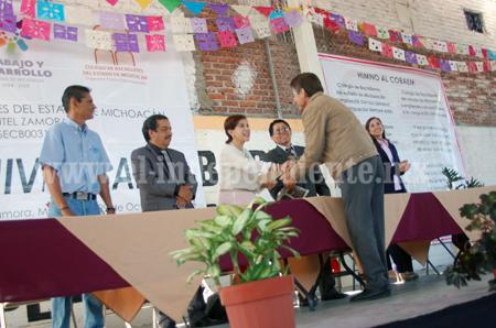 Buscarán ingresar a COLBACH en Sistema Nacional de Bachillerato
