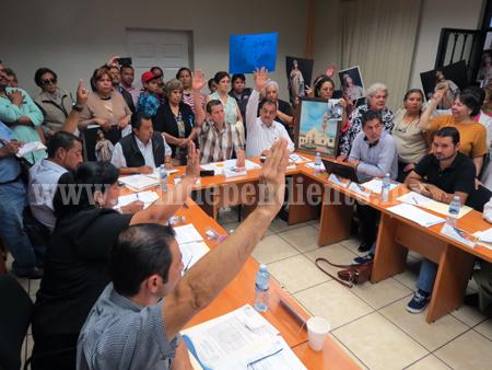 Aprueba cabildo, por mayoría, enrejar la parroquia de San Agustín en Jacona