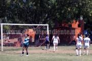 Organización Jarz goleo 7-1 a Gacelas Carmesí