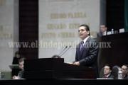 Informes legislativos del PRD dan confianza a los michoacanos: Silvano