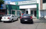 Empistolado asalta Caja Morelia Valladolid, en Zamora