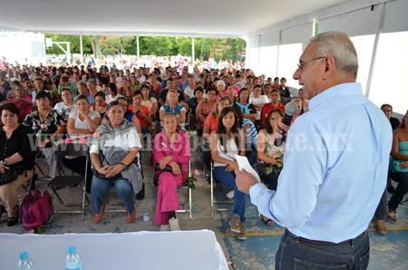 Sahuayo celebró el Día Internacional contra el cáncer de mama