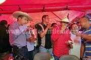 Celebra Zacán el XLIII Concurso Artístico de la Raza P'urépecha